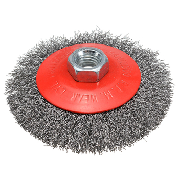 100mm Wire Brush Wire Wheels Replacement Polishing Electric Drill Grinding Mill Polish Derusting for Angle Grinder Abrasive Tool 800w 220v 100mm portable electric angle grinder muti function household polish machine grinding cutting polishing machine