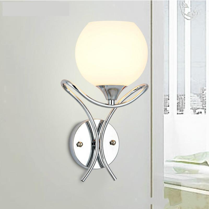 Светодиодная настенная лампа, оригинальный винтажный светильник ручной работы, комнатное освещение,