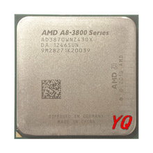 AMD A8-Series A8-3870K A8 3870 A8 3870K 3.0 GHz Quad-Core Processor CPU Soquete AD3870WNZ43GX FM1