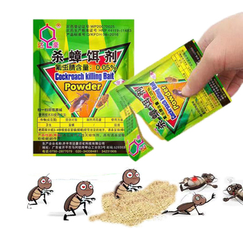 50PCS/Powerful Effective Cockroach Killing Bait Medicine Insecticide Cockroach Killer Pest Control Idea For Kitchen Restaurant фото