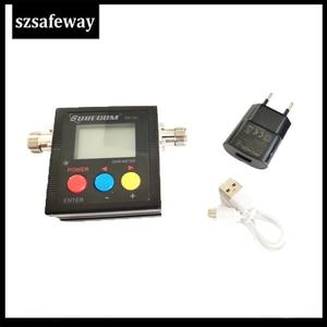 Image 1 - 2020 nouveau SW 102 125 525 Mhz numérique VHF/UHF puissance SWR mètre SURECOM pour Radio bidirectionnelle SW102