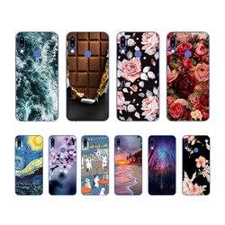 На Алиэкспресс купить чехол для смартфона soft silicon tpu case for tecno camon 11 camon11 pro case print back cover for tecno camon 11 pro cartoon patterned shell