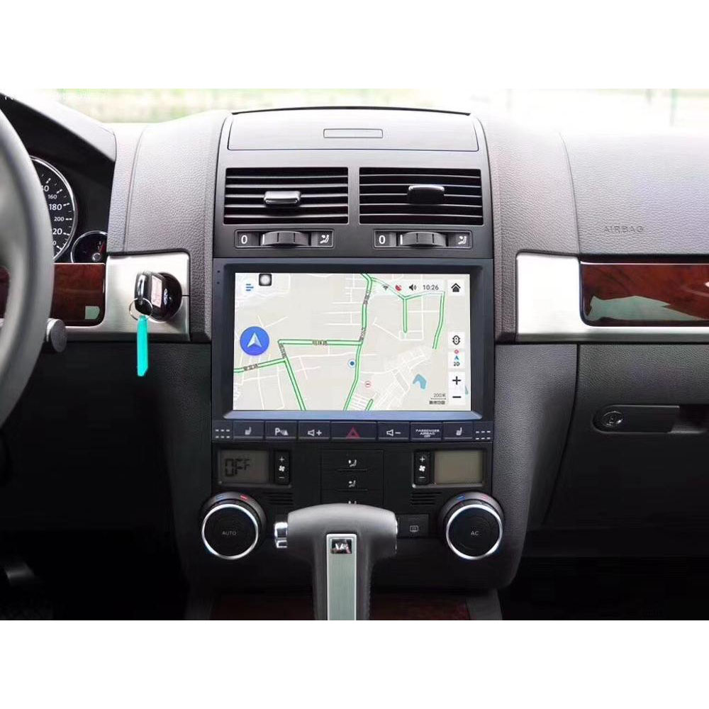 CHOGATH Android 8.0 Car Dvd Radio Gps For Volkswagen Touareg 2003-2010 CAR Radio Multimedia Audio Stereo