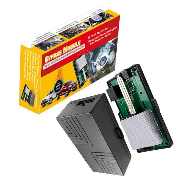 Cardot универсальный чип иммобилайзер байпасный модуль работает с системой запуска двигателя или умной автомобильной сигнализацией