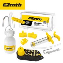 Zestaw upustowy Ezmtb hamulec hydrauliczny dics zaawansowana wersja dla shimano i Magura i nadzieja i tektro i sram i avid amp formula i hayes hamulec rowerowy tanie tanio CN (pochodzenie)