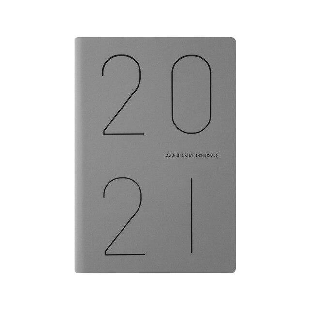 Фото повестка дня 2021 планировщик журнал органайзера a5 блокнот