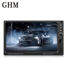 2 Din Android Car Radio Multimedia 7 Hd Multimedia Player Touch Screen Auto Audio Car Stereo Mp5 Bluetooth Usb Tf Fm rk 7158b 1din mp5 car multimedia player hd 7 inch retractable touch screen am fm stereo radio tuner car monitor bluetooth sd usb