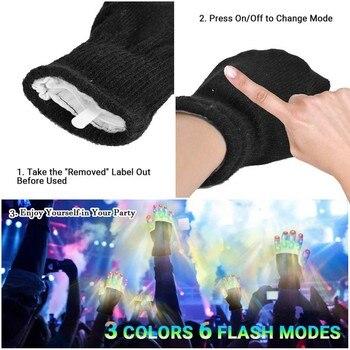 Fantastic Light up gloves 3