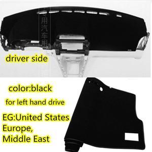Image 4 - Коврик для приборной панели, для BMW 5 Series E60 E61 2004 2005 2006 2007 2008 2009 2010