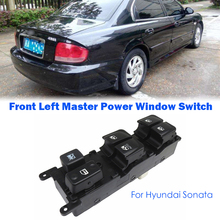 Car Auto ABS Front Left Driver Side Electric Power Window Master Switch Button for Hyundai Sonata 2005 2006 2007 93570-3K010 стоимость