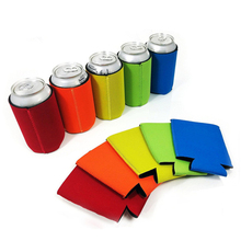 10 Pcs Beer Can Cooler Drink Bottle Holder Sleeve Insulator Wrap Cover Portable Pop Can Cup Set Outdoor Traveling Soda Sleeve hide a beer can cover bottle sleeve case cola cup cover bottle holder thermal bag camping travel hiking accessory 330ml to 500ml