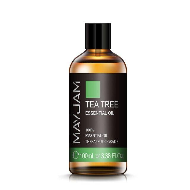 Pure Natural Tea Tree Sandalwood Essential Oils      2