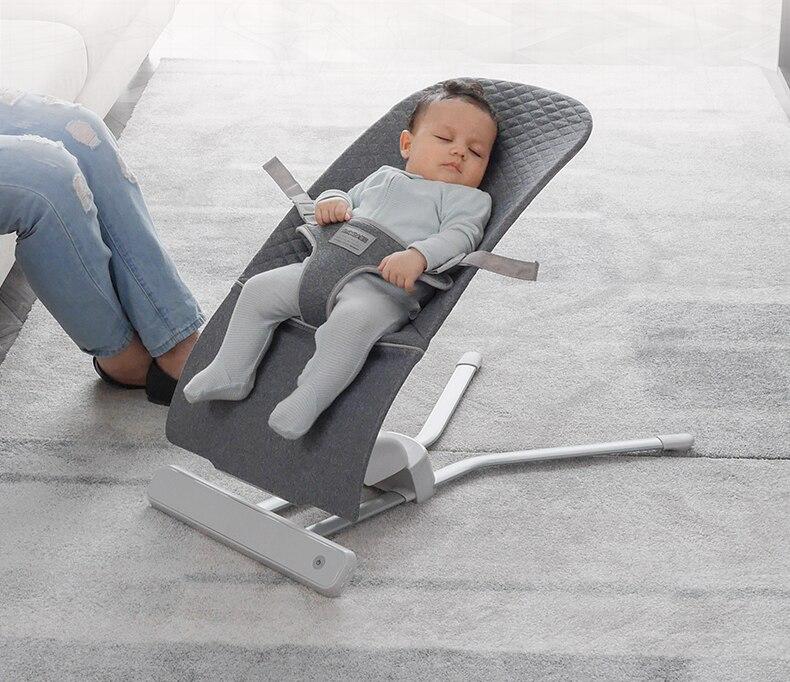 H1a14c48aad64432d8e8d7b96690694c92 Baby rocking chair sleepy baby artifact comfort baby chair child 0-36 months baby shaker newborn cradle to sleep