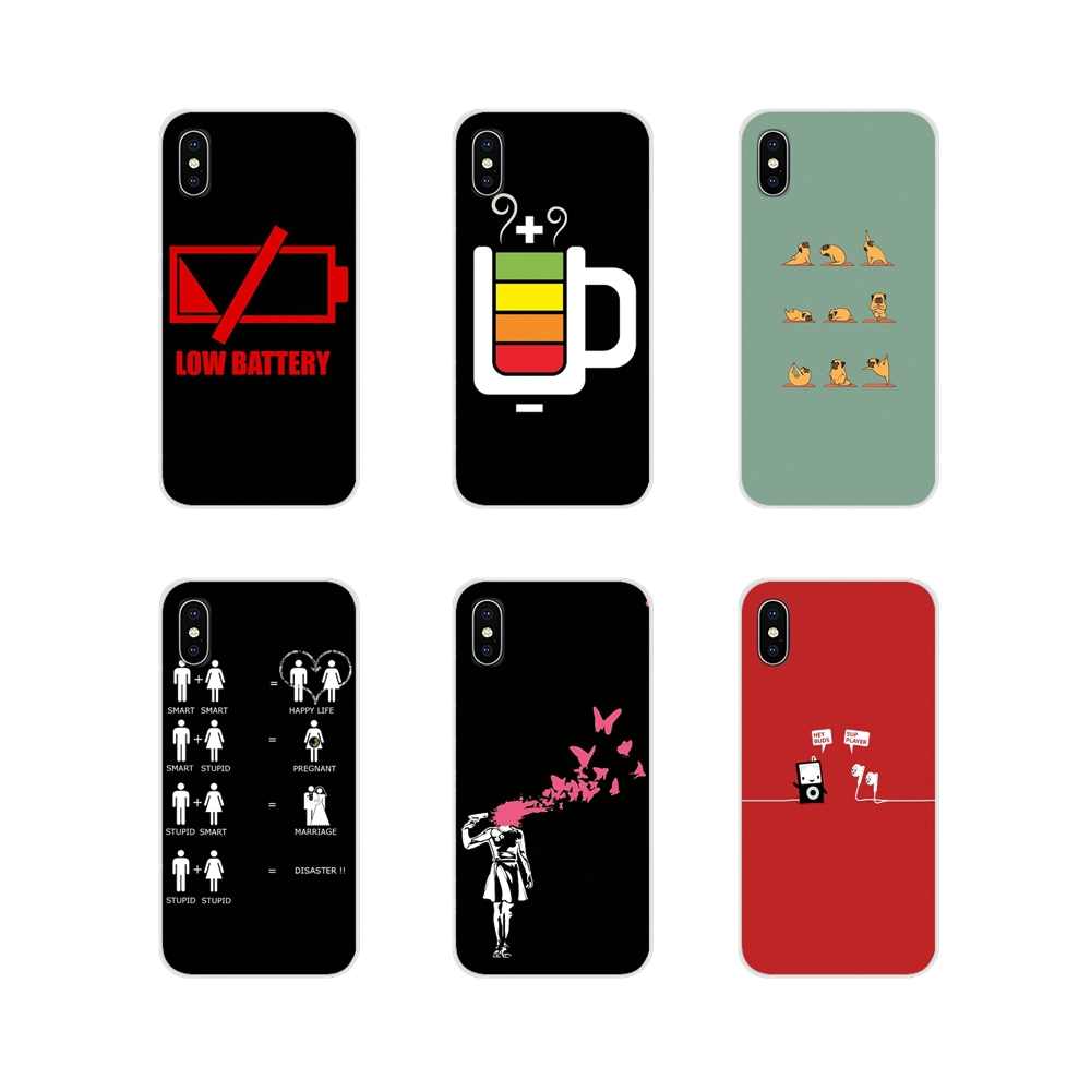 For Oneplus 3T 5T 6T <font><b>Nokia</b></font> 2 <font><b>3</b></font> 5 6 8 9 230 3310 2.1 <font><b>3</b></font>.1 5.1 7 Plus 2017 2018 Silicone Case <font><b>Cover</b></font> simple <font><b>Battery</b></font> Life Cycle Funny image