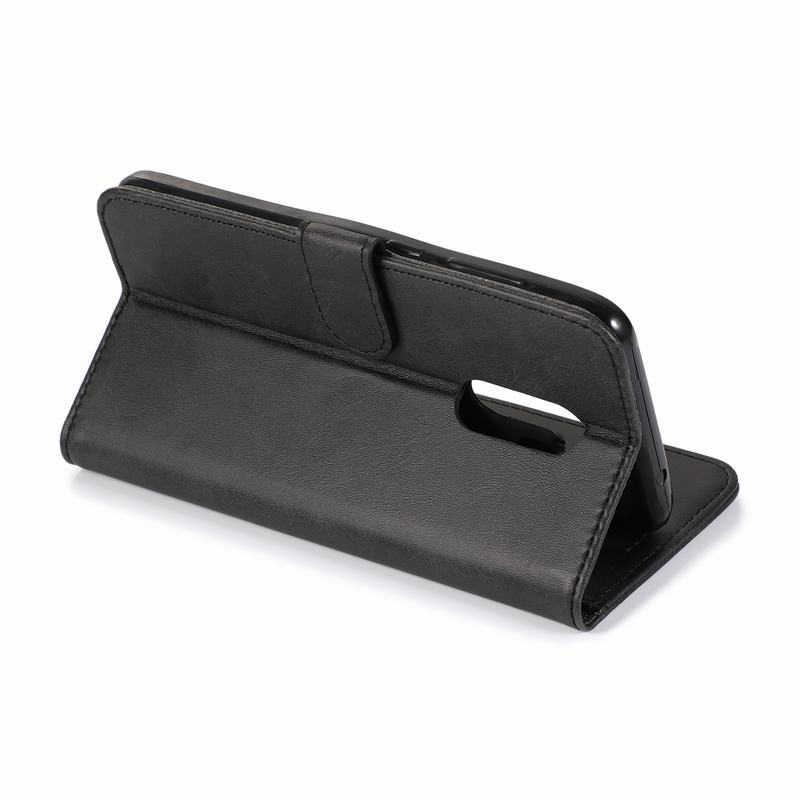 Stojak obudowa do xiaomi Redmi 8A 8 pokrywy skrzynka odwróć magnetyczne zamknięcie zwykły portfel skórzany woreczek na telefon na Xiomi Redmi8 Redmi 8 A Coque