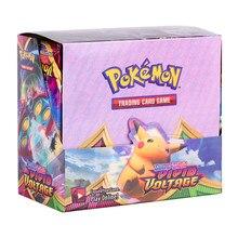 324 pièces Pokemones TCG: vive tension Champion chemin caché destins soleil et lune obligations Booster Box jeu de cartes à collectionner