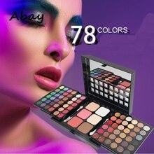 Abay Women Makeup Set Make Up Sets 48 Colors Eyeshadow Repai
