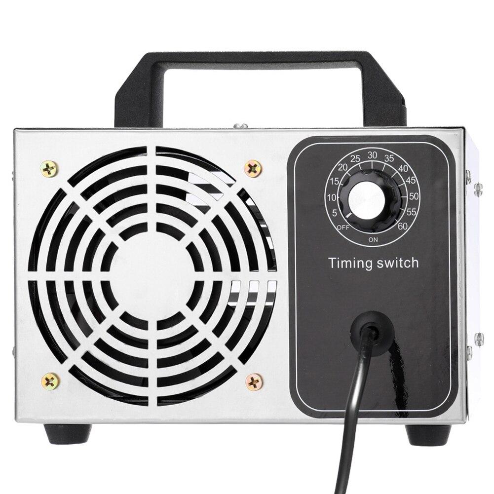 Ozone Generator 220V/110V 10g/h Air Purifier Portable Ozonator Machine Ozon Cleaner Ozonizer Disinfection Clean Formaldehyde