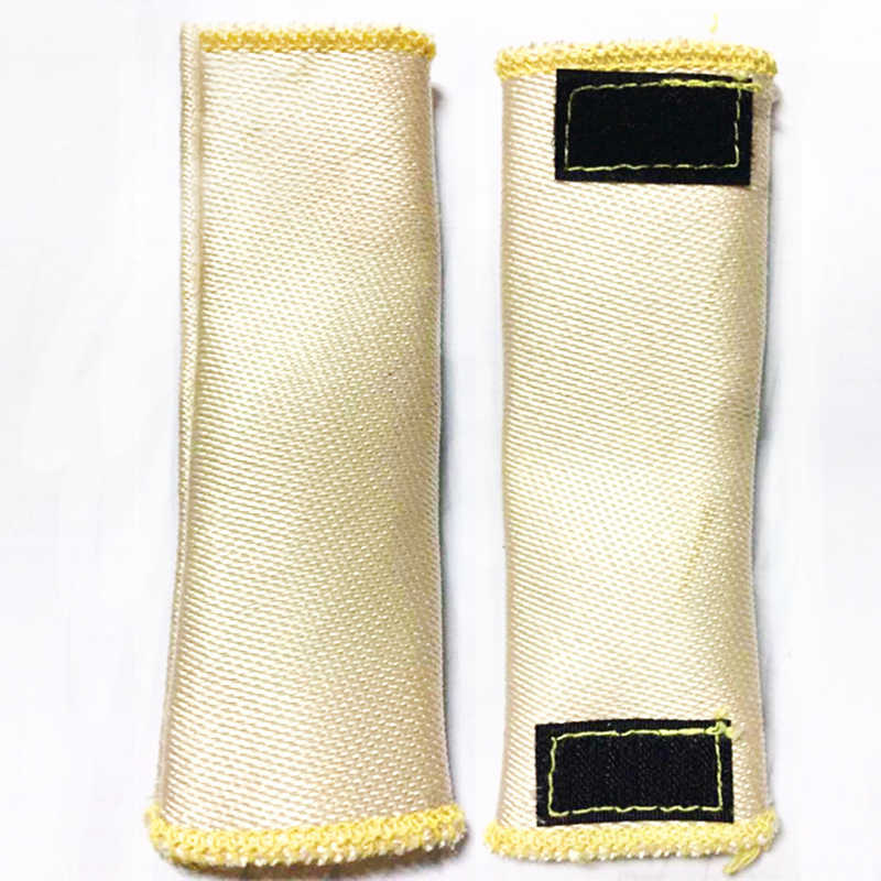 15Cm Safe Non-Toxic Finger Heat Shield For TIG Welding Glove Anti-High Temperature For Welding Soldering Tool