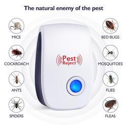 Nowy typ elektroniczny ultradźwiękowy środek odstraszający komary micro insektycyd i odstraszacz gryzoni wielofunkcyjny odstraszacz US US UK plug