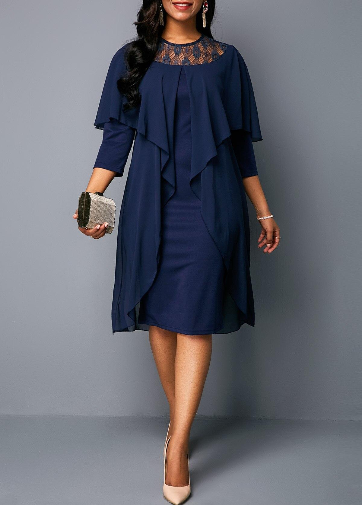 Large Size Dress Summer Dress