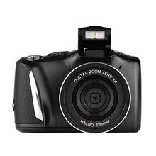 48MP 2,7 K Ultra HD Digital Kamera Video Camcorde Anti-schütteln Gesicht Erkennen Schönheit Gesicht für Porträt Party Sport digital Kamera