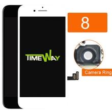 Pantalla LCD para iphone 8, grado AAA, TM, OEM, táctil, 3D, montaje con herramienta