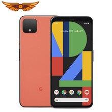 Google Pixel 4 XL Octa Core 6,3 Zoll 6GB RAM 64GB/128GB ROM 16MP Dual Kamera LTE Original Entsperrt Handy Android Smartphone