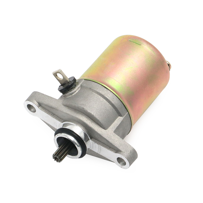 Motorcycle Starting Motor Electric Starter 10T For Gy6 49cc 50cc 60cc 139QMB Chinese Moped Scooter Taotao ATV Quad Go Kart