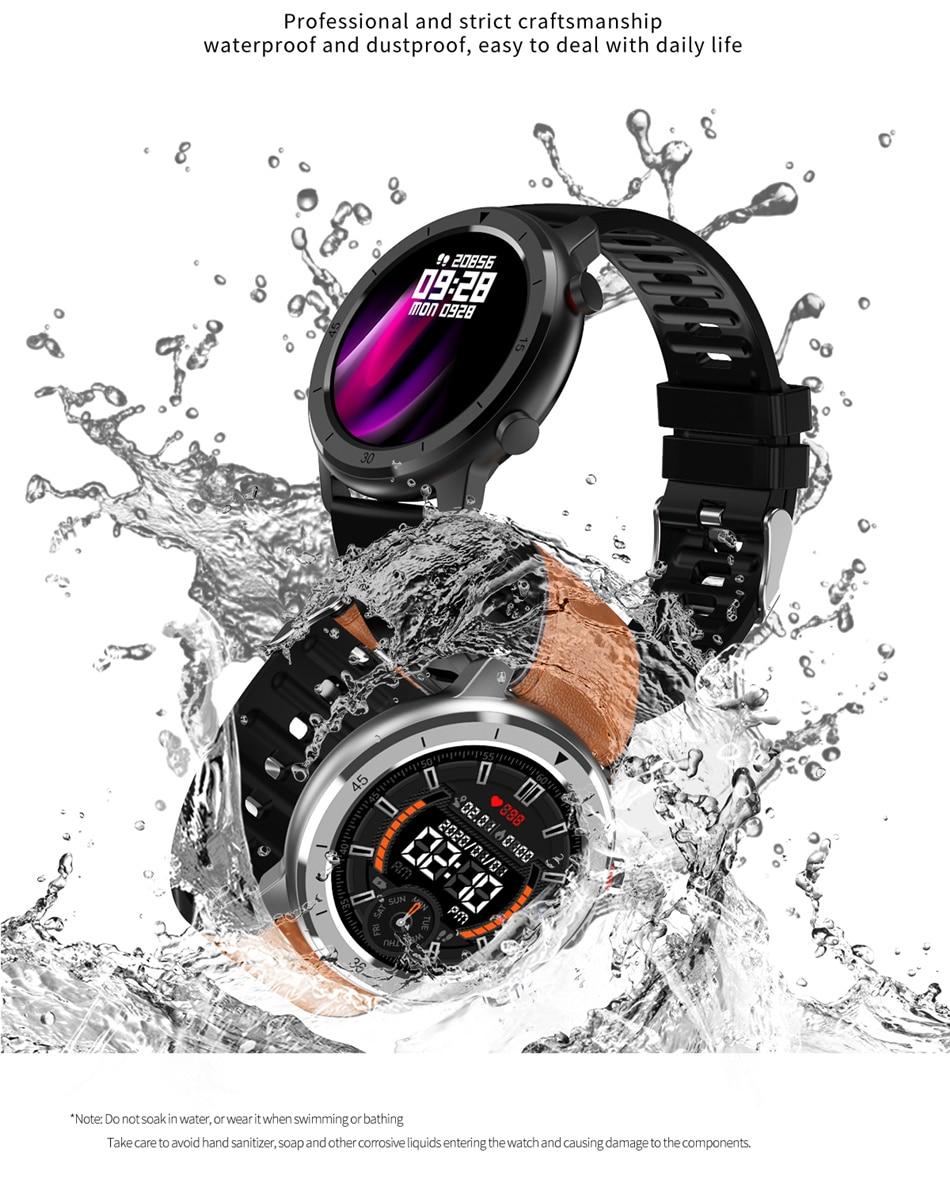 para xiaomi huawei ios telefone smartwatch