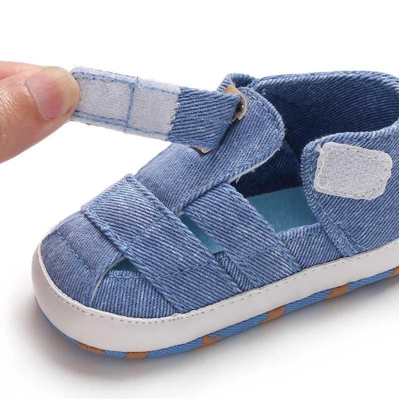 2020 sandały niemowlęce dziecko 0-18 miesięcy chłopiec dziewczyna kapcie maluch dzieci przedszkole szkoła lato nowe buty płótnie