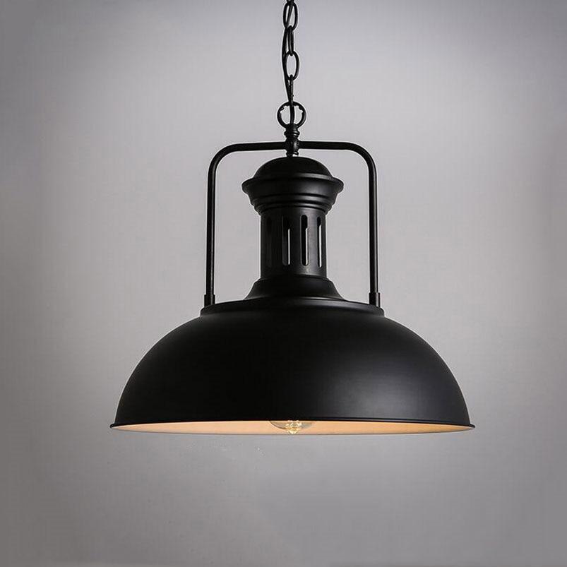 Industrial Vintage Pendant Lamp Nordic Droplight Chandelier Living Room Bedroom Corridor Porch Bar Bedroom Dining Room Cafe Lamp