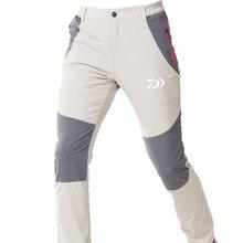 Новые Daiwa спортивные штаны рыболовные высококачественные водонепроницаемые быстросохнущие мужские рыболовные штаны для отдыха на природе походные длинные штаны M-4XL