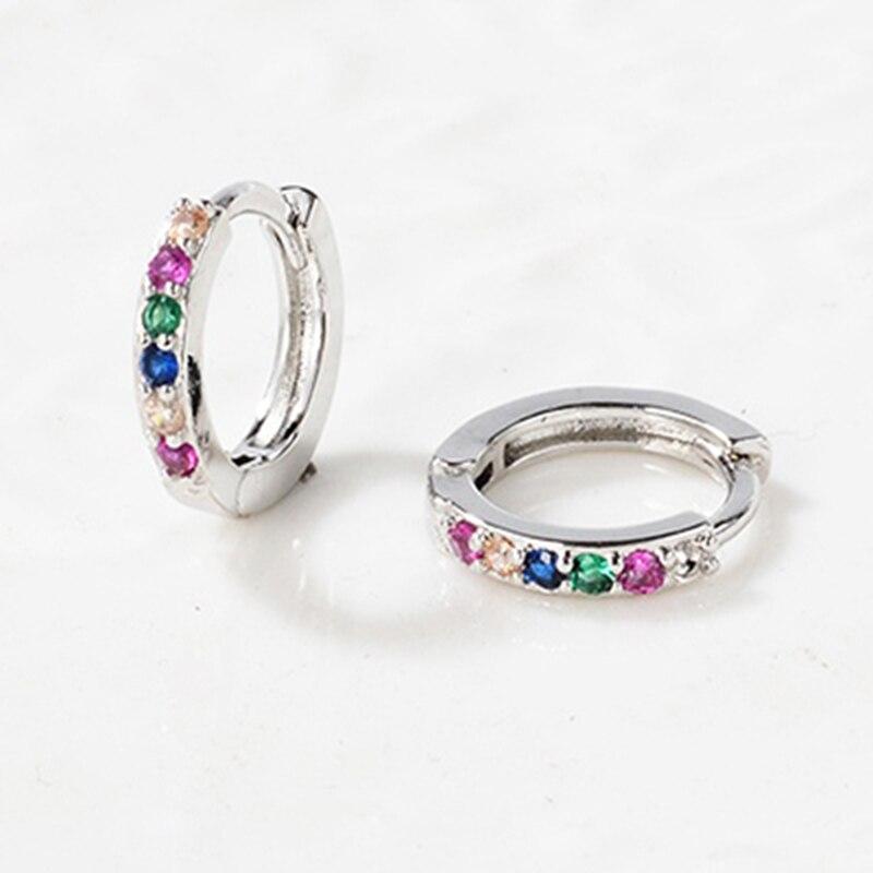 Silver Multicolor