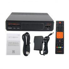 Gtmedia Freesat V7S HD 1080P Satelliten-receiver DVB-S2 Unterstützung PowerVu Biss Schlüssel Cccamd AVS + USB WiFi