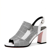 sexy summer Women Sandals Pumps Fashion Ladies High Heels Female Zapatos Mujer Ankle Strap Pointed Toe  Women Shoes Woman sandal fedonas new high heels women pumps brand spring summer fashion ladies genuine leather shoes woman ankle strap pointed toe pumps