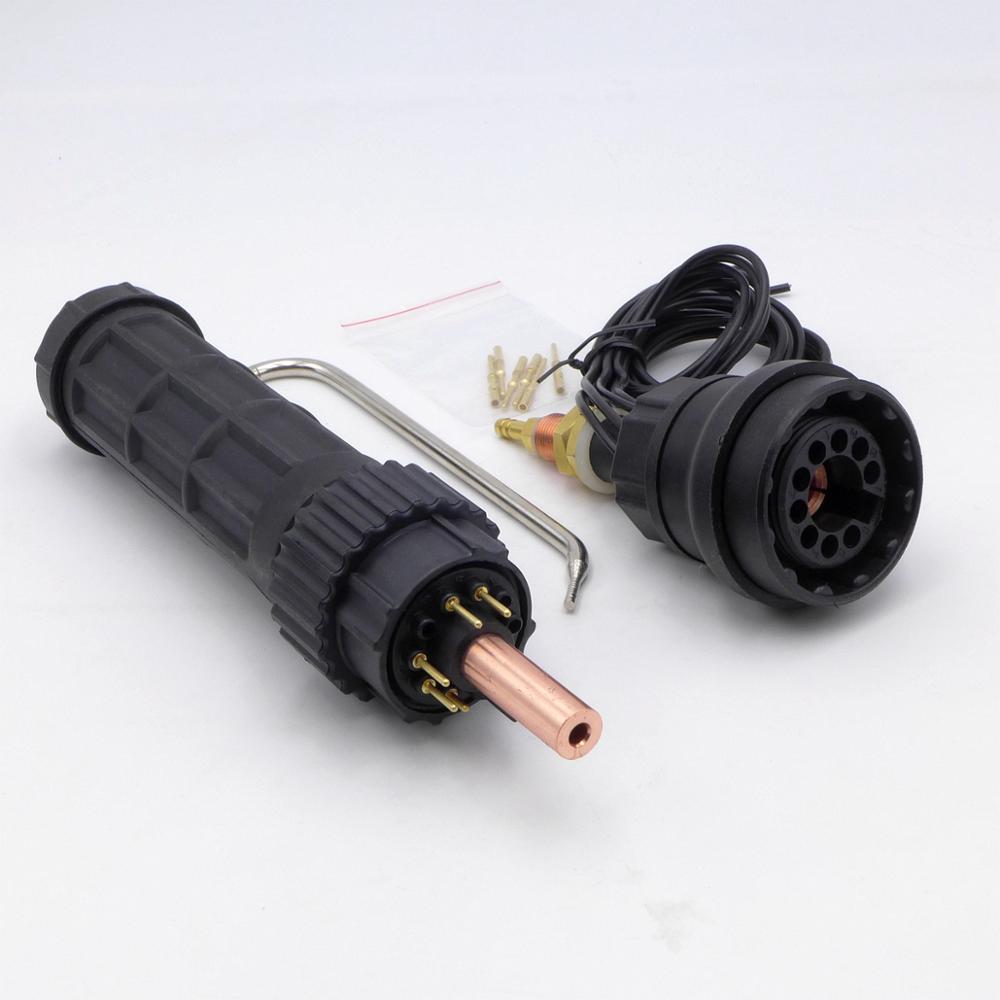 OEM FY0023 Central Adaptor Connector Kit For Trafimet S45 S75 S105 A51 A81 A101 A141 A151 CB50 CB70 CB100 CB150 Plasma Torch