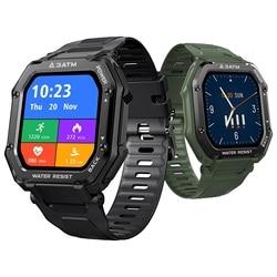 KOSPET ROCK wodoodporny inteligentny zegarek mężczyźni kobiety tętno Monitor ciśnienia krwi pogoda Sport Tracker Fitness Smartwatch 2021 nowy