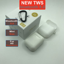 i9S i7S Tws Wireless Mini Headphones Bluetooth Headsets Earphone Earbuds Not i10 tws for Apple Andorid iPhone(China)