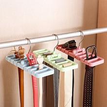 Organizador de correas multifunción, estante de almacenamiento giratorio, soporte de corbatas, percha, organización, armario, estante de acabado, ahorrador de espacio