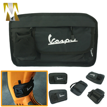 Universal Storage Bag for Piaggio Vespa GTS 150 125 200 Super LX 125FL 125ie 300ie 300 Motorbike Tool Glove