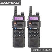 2 шт baofeng uv 5r 3800 ма ч Дальность иди и болтай walkie talkie