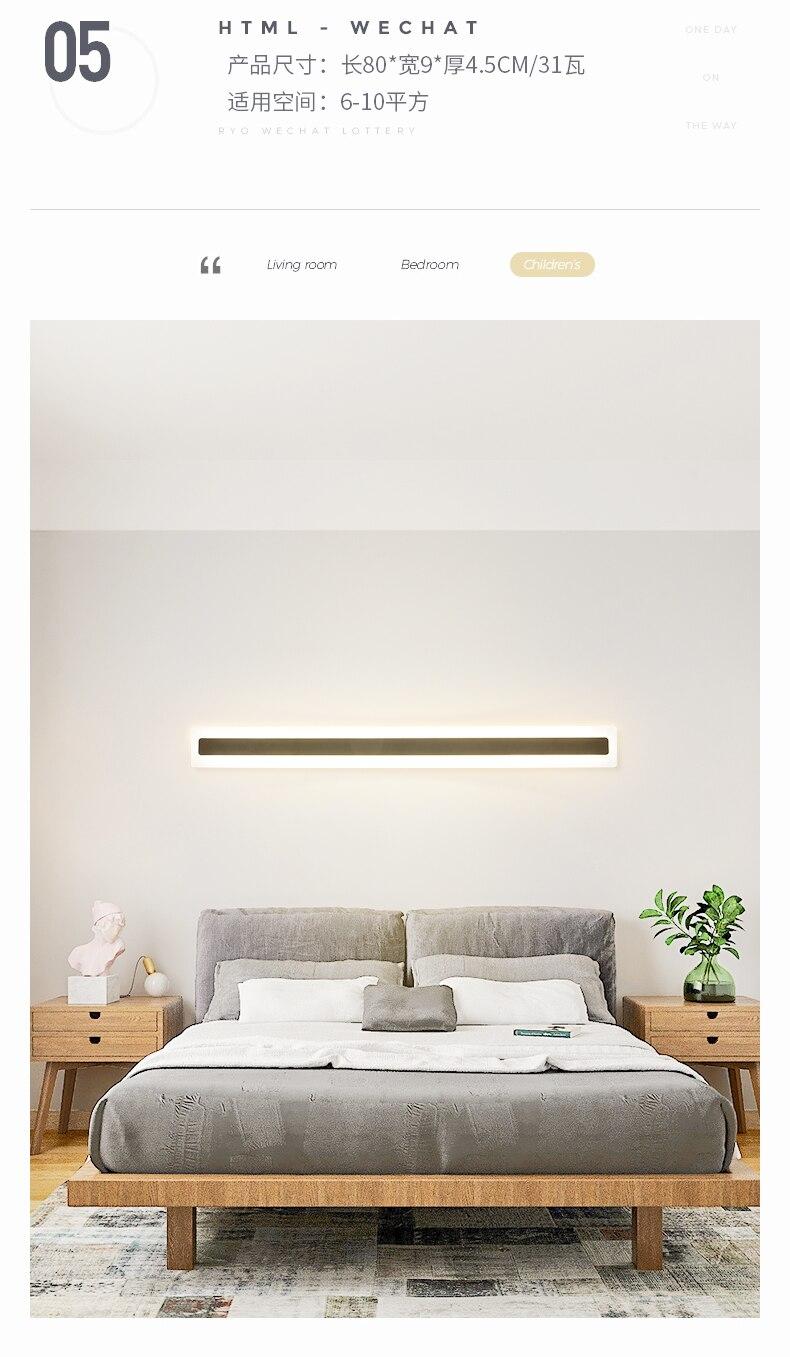 sala estar decoração moderna led iluminação interior