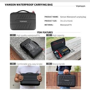 Image 2 - Vamson for Go Pro Hero 8 Black Camera Waterproof Housing Case for GoPro Accessories Kit Monopod Mount for GoPro 8 Black VS25