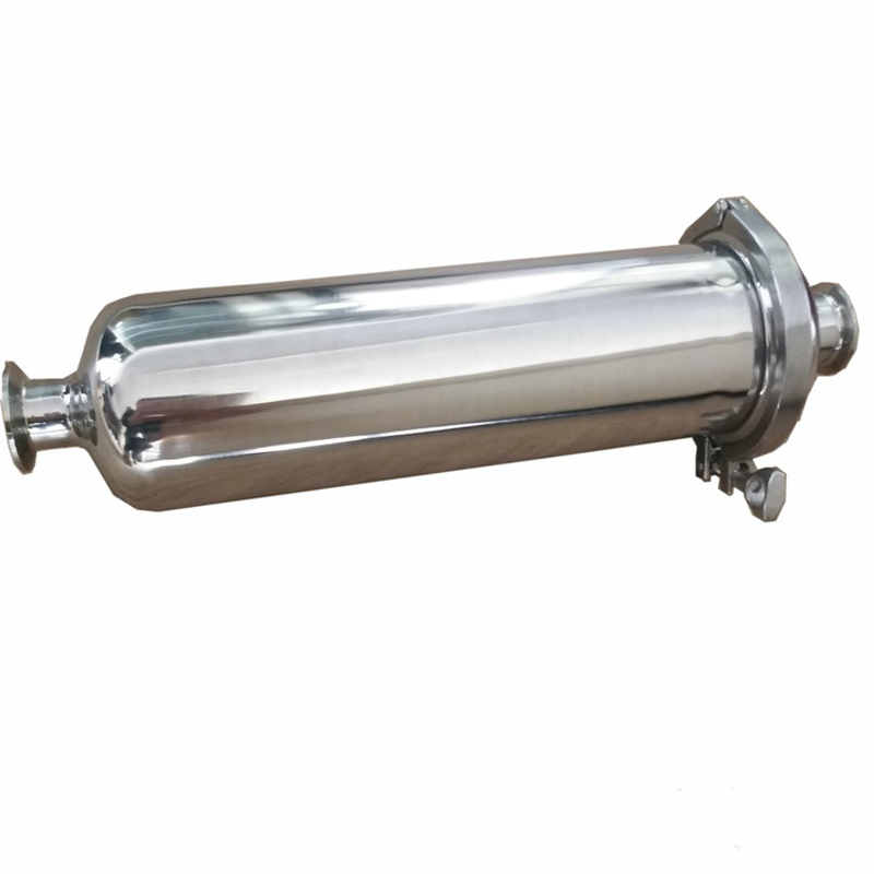 """1.5/"""" Tri Clamp Sanitary stainless Steel 304 Inline Straight Strainer Filter US"""