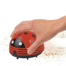 Mini Ladybug Car Vacuum Cleaner For Car Portable Vacuum Cleaner Handheld Mini Car Vacuum Cleaner Dust Collector Electrical Clean