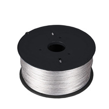 Multi 1.8 Strands Aluminum Magnesium Alloy Wire Animal Electric Fence Wire for Electronic Fence High Voltage Pulse Power Line