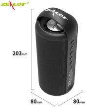 Bluetooth-Колонка ZEALOT S36 мощная портативная с поддержкой TF-карты и USB-накопителем
