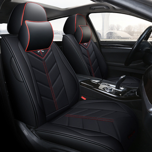 Leather car seat covers for vo