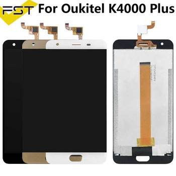 Oukitel K4000 Più Display Lcd + Touch Screen Digitizer Assembly di Riparazione Dello Schermo di Ricambio + Strumenti + Adesivo di Vetro a Cristalli Liquidi pannello